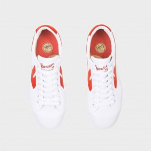 Warrior Wb1|White/Red