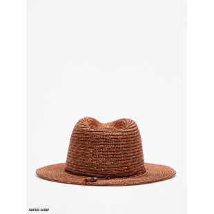 Brixton Hat Lera Fedora|Brown
