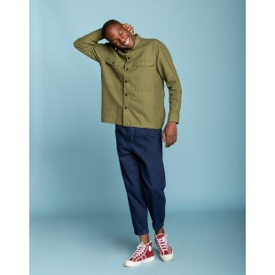 Olow Dundee Shirt   Olive