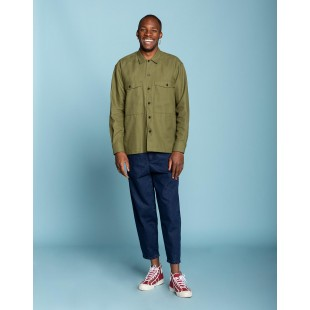 Olow Dundee Shirt | Olive