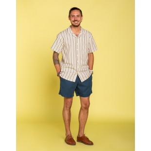 Olow Looping Shirt   Striped