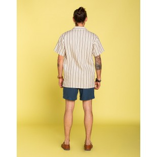 Olow Looping Shirt | Striped