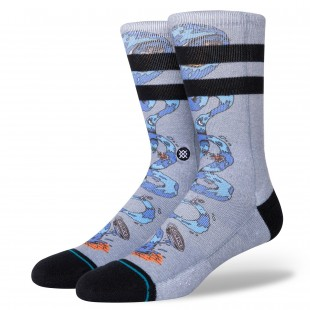 Stance Party Wave|Grey