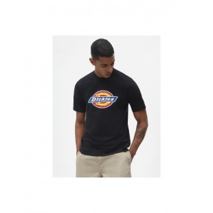 Dickies Icon Logo Tee | Black