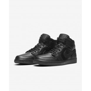 Nike Air Jordan 1 Mid|Black