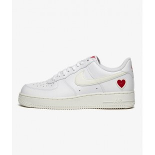 Nike Air Force 1|White/Sail...