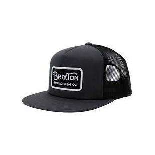Brixton Camp Mode Mesh Cap...