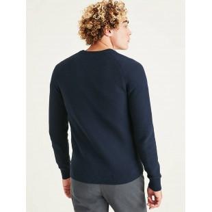 Dockers Core Crew Sweater|Blue