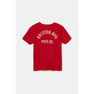 Brixton Phys. Ed.Track S/S...