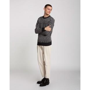 Olow Rowan Knitwear   Noir