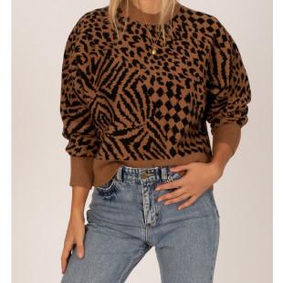 Amuse Cara L/S Sweater...
