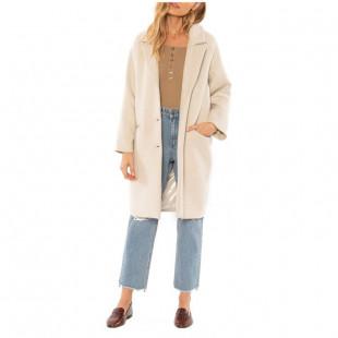 Amuse Siena Wvn Wool Coat...
