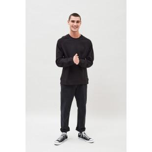 Dr. Denim Hux Sweater | Black