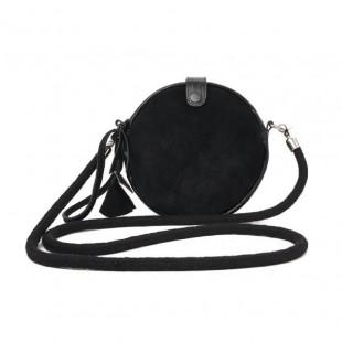 Brixton Jordan Bag|Black